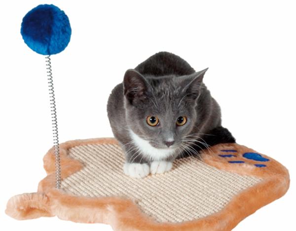 Мячики для кошек своими руками
