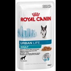 Корм ROYAL CANIN Urban Life Junior 150g для собак 57331